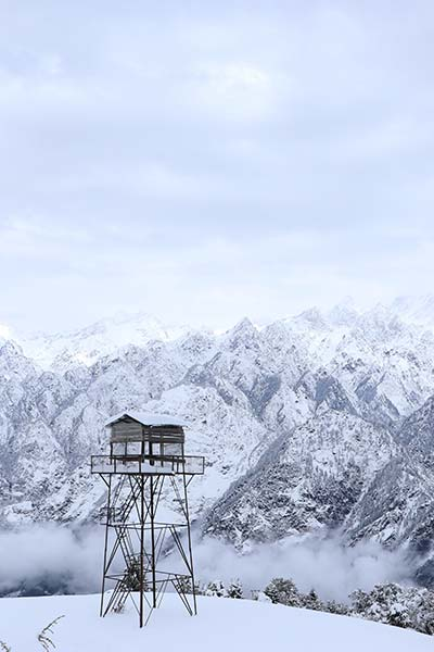 Sightseeing in Auli