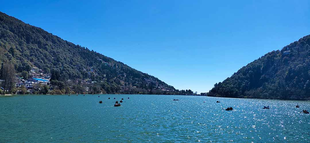 Sightseeing in Nainital