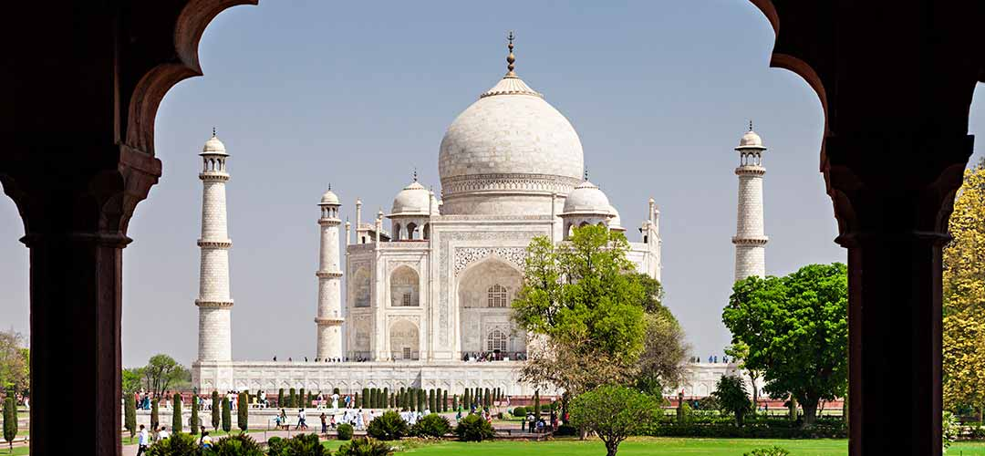 Taj Mahal Wonder of World