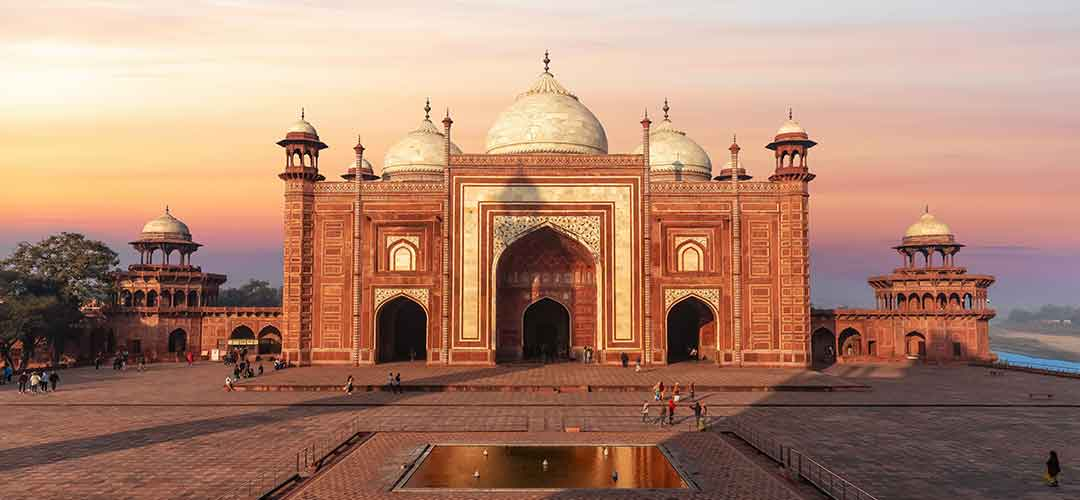 Famous places in Agra